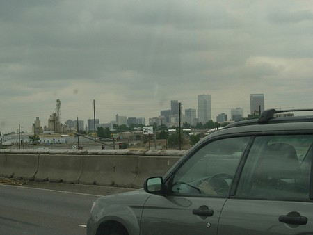 """I am starting a collection of these ""drive by"" pics of city skylines. They're awful. Just awful. """