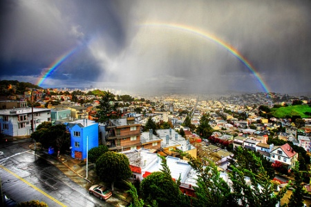 HDR Rainbow, Scott Meinzer