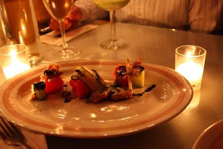 Mission Street Food - Wild Ocean Trout Sashimi
