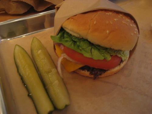 Super Burger from Super Duper Burger in the Castro