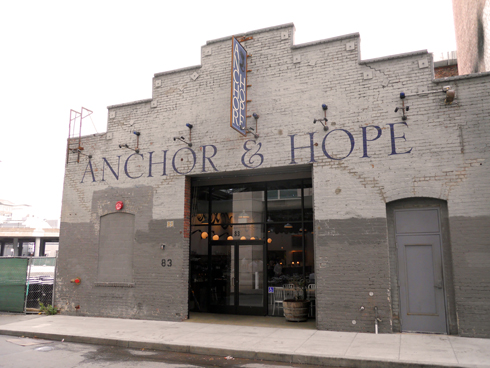Anchor & Hope SF