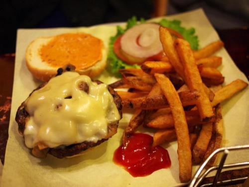 Big Mouth Burgers, SF